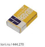 Купить «Коробка скоб чехословацкого производства», фото № 444270, снято 7 сентября 2008 г. (c) Михаил Николаев / Фотобанк Лори