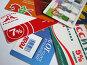 Купить «Дисконтные карты со скидками», фото № 444710, снято 6 сентября 2008 г. (c) Юлия Селезнева / Фотобанк Лори
