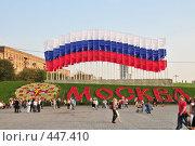 Купить «Москва, День города. Парк Победы», эксклюзивное фото № 447410, снято 6 сентября 2008 г. (c) Alexei Tavix / Фотобанк Лори