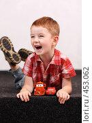 Купить «Беспечное счастье», фото № 453062, снято 10 сентября 2008 г. (c) Андрей Аркуша / Фотобанк Лори
