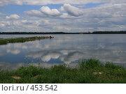 Озеро Валдайское (2008 год). Редакционное фото, фотограф Дмитрий Федяков / Фотобанк Лори
