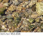 Купить «Подводные камни», фото № 453658, снято 15 августа 2018 г. (c) Дмитрий Лагно / Фотобанк Лори