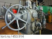Купить «Оборудование турбины ГЭС», фото № 453914, снято 20 августа 2008 г. (c) Александр Буровцев / Фотобанк Лори