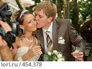 Купить «Свадьба», фото № 454378, снято 6 сентября 2008 г. (c) Goruppa / Фотобанк Лори