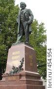Купить «Петербург. Памятник Глинке», фото № 454954, снято 19 августа 2008 г. (c) Морковкин Терентий / Фотобанк Лори