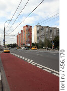 Купить «Волгоградский проспект», фото № 456170, снято 13 сентября 2008 г. (c) Anna / Фотобанк Лори