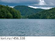 Купить «На Плитвицких озерах, Хорватия», фото № 456338, снято 16 августа 2008 г. (c) Pukhov K / Фотобанк Лори