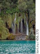 Купить «Водопады», фото № 456370, снято 16 августа 2008 г. (c) Pukhov K / Фотобанк Лори