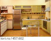 Купить «Интерьер кухни», фото № 457602, снято 9 января 2000 г. (c) Наталья Волкова / Фотобанк Лори