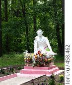 Купить «Памятник Пушкину», фото № 458462, снято 7 июня 2008 г. (c) Оля Косолапова / Фотобанк Лори