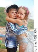 Купить «Моряк и русалка», фото № 458794, снято 9 августа 2008 г. (c) Ирина Апарина / Фотобанк Лори