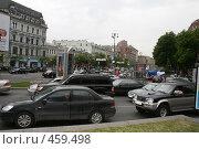 Купить «Дневной Киев (Крещатик)», фото № 459498, снято 4 мая 2008 г. (c) Никончук Алексей / Фотобанк Лори