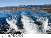 Купить «Отплытие», фото № 460606, снято 18 августа 2008 г. (c) Pukhov K / Фотобанк Лори