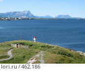 На Севере Норвегии (2008 год). Стоковое фото, фотограф Anna Marklund / Фотобанк Лори