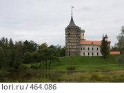 Купить «Игрушечный, но реальный замок», фото № 464086, снято 14 сентября 2008 г. (c) Дмитрий Евдокимов / Фотобанк Лори