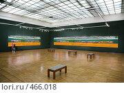Купить «В художественной галерее», фото № 466018, снято 19 октября 2018 г. (c) Losevsky Pavel / Фотобанк Лори