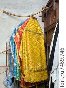 Купить «Гардероб священника», фото № 469746, снято 19 сентября 2008 г. (c) Сергей Лаврентьев / Фотобанк Лори