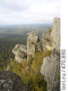 Купить «Вид с горы Полюд», фото № 470890, снято 13 сентября 2008 г. (c) Павел Спирин / Фотобанк Лори