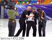 Купить «Озорные знаменитости», фото № 472298, снято 25 марта 2008 г. (c) Сергей Лаврентьев / Фотобанк Лори