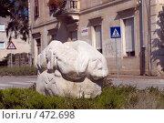 Купить «Памятник трюфелю. Хорватия.», фото № 472698, снято 19 августа 2008 г. (c) Pukhov K / Фотобанк Лори