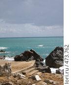 Купить «Вход на пляж», фото № 473762, снято 15 сентября 2008 г. (c) Александр Пашкин / Фотобанк Лори