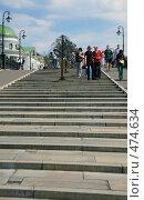 Купить «Дерево с замками на Лужковом мосту, Москва», фото № 474634, снято 13 июля 2008 г. (c) Fro / Фотобанк Лори
