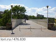 Купить «Капитанский (Тещин) мост. Одесса», фото № 476830, снято 3 июля 2008 г. (c) Юлия Подгорная / Фотобанк Лори