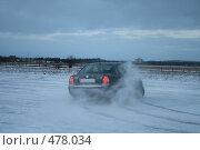Купить «Снежный дрифт», фото № 478034, снято 29 января 2008 г. (c) Никончук Алексей / Фотобанк Лори