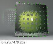 Купить «Apple в рамочке», иллюстрация № 479202 (c) Aleksei Simonov / Фотобанк Лори