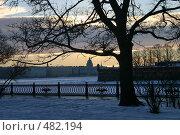 Купить «Городской пейзаж. Санкт-Петербург», фото № 482194, снято 8 января 2006 г. (c) Александр Секретарев / Фотобанк Лори
