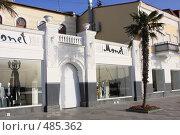 Купить «Ялта, Крым», эксклюзивное фото № 485362, снято 23 апреля 2008 г. (c) Дмитрий Неумоин / Фотобанк Лори