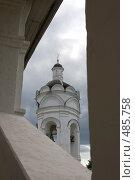 Купить «Колокольня», фото № 485758, снято 27 июля 2008 г. (c) Алексей Шипов / Фотобанк Лори
