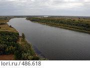 Купить «Астрахань, река Ахтуба», фото № 486618, снято 20 сентября 2008 г. (c) Никонор Дифотин / Фотобанк Лори