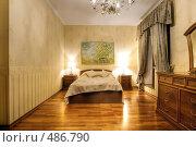 Купить «Интерьер спальни», фото № 486790, снято 22 ноября 2007 г. (c) Михаил Лукьянов / Фотобанк Лори