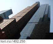 Нью-Йорк (2007 год). Стоковое фото, фотограф Андрей Гривцов / Фотобанк Лори
