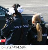 Купить «На службе», фото № 494594, снято 5 апреля 2008 г. (c) Юлия Подгорная / Фотобанк Лори