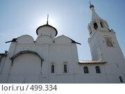 Вологда, мужской монастырь (2008 год). Стоковое фото, фотограф Сергей Анисимов / Фотобанк Лори
