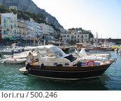 Набережная, Капри, Италия (2008 год). Редакционное фото, фотограф Anna Marklund / Фотобанк Лори