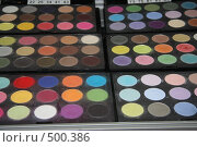 Купить «Тени для макияжа», фото № 500386, снято 18 сентября 2008 г. (c) Ольга Лерх Olga Lerkh / Фотобанк Лори