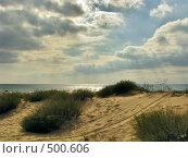 Морской пейзаж. Стоковое фото, фотограф Медовиков Алексей / Фотобанк Лори