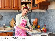 Купить «Домашние вкусные пельмени», фото № 501586, снято 9 октября 2008 г. (c) Агата Терентьева / Фотобанк Лори