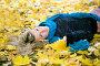 Осенний портрет, фото № 506182, снято 5 октября 2008 г. (c) Анатолий Типляшин / Фотобанк Лори