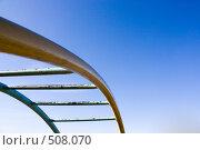 Купить «Лестница», фото № 508070, снято 8 октября 2008 г. (c) Максим Солдатов / Фотобанк Лори
