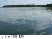 Водная гладь (2007 год). Стоковое фото, фотограф Андрей Гривцов / Фотобанк Лори