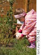 Купить «Дача», фото № 515142, снято 3 мая 2008 г. (c) Кирилл Савельев / Фотобанк Лори