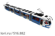 Купить «Трамвай», иллюстрация № 516882 (c) ИЛ / Фотобанк Лори