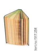 Купить «Книга», фото № 517258, снято 20 марта 2019 г. (c) Losevsky Pavel / Фотобанк Лори
