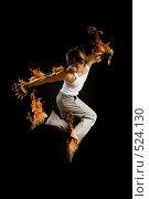 Купить «Современный танец», фото № 524130, снято 13 октября 2008 г. (c) Константин Юганов / Фотобанк Лори