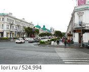 Улицы старого Омска (2008 год). Редакционное фото, фотограф Марина Коваленко / Фотобанк Лори