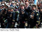 Купить «Парад Победы. Севастополь. 9 мая.», фото № 529162, снято 9 мая 2008 г. (c) Павел Вахрушев / Фотобанк Лори